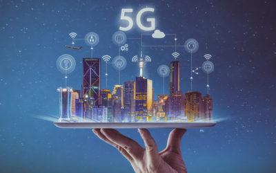 5G nett – En teknologisk utvikling med potensialet til å snu hverdagen vår på hodet